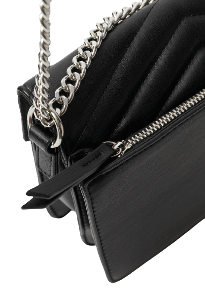 Черная женская сумочка Stradivarius IX001XW00N5Q
