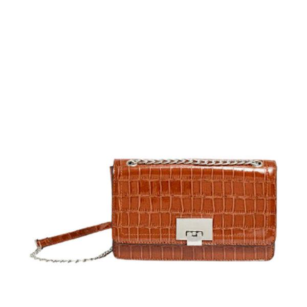 Маленькая женская сумка через плечо Stradivarius