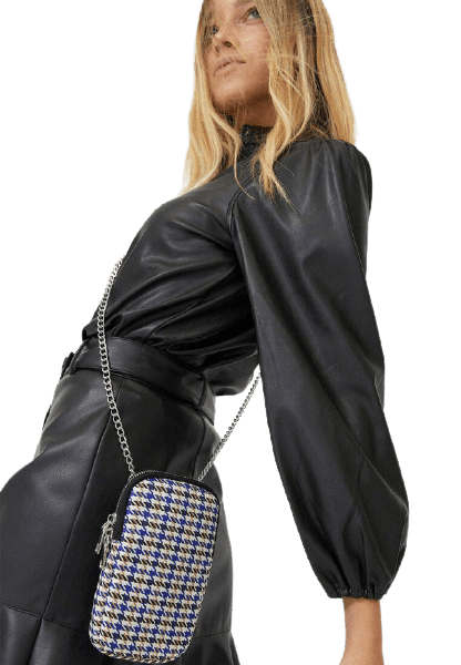 Красивая женская сумка на плечо Stradivarius