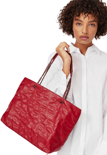 Модная дамская сумка от бренда Stradivarius