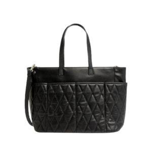 Повседневная черная женская сумка Stradivarius