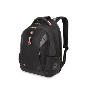 Черный городской рюкзак WENGER 31л. 5902201416