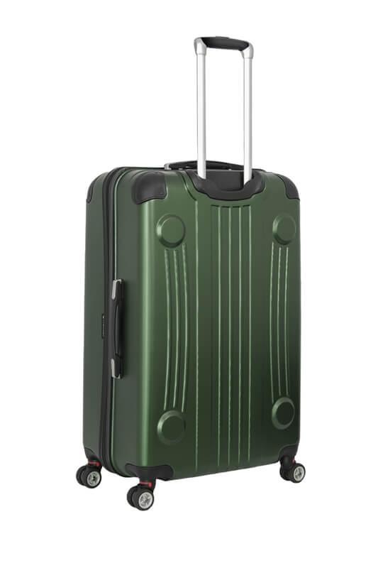 Большой чемодан на колесиках с выдвижной ручкой Ridge WENGER 92л. 6171646175