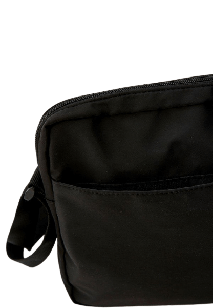 Pull&Bear Черная сумка для документов