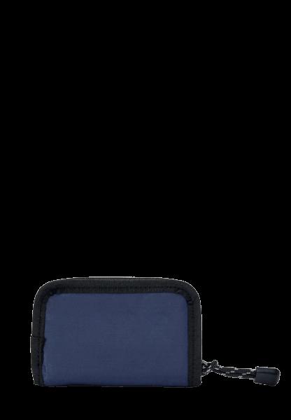 Синий кошелек на молнии Pull&Bear