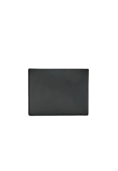 Мужское черное портмоне Pull&Bear