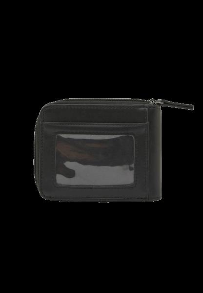 Pull&Bear Черный кошелек на молнии