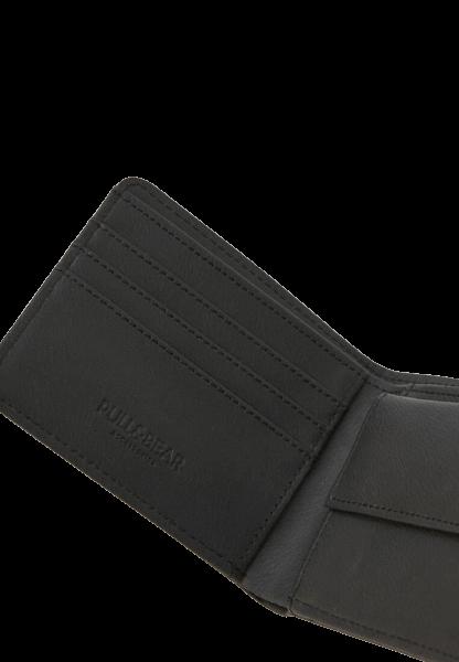 Pull&Bear Черный кошелек из полиуретана