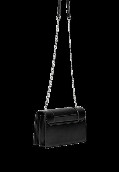 Stradivarius модная черная сумка через плечо