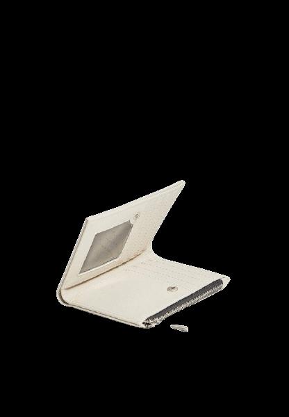 Бежевый кошелек на молнии Stradivarius