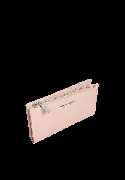 Женский розовый кошелек на молнии Stradivarius