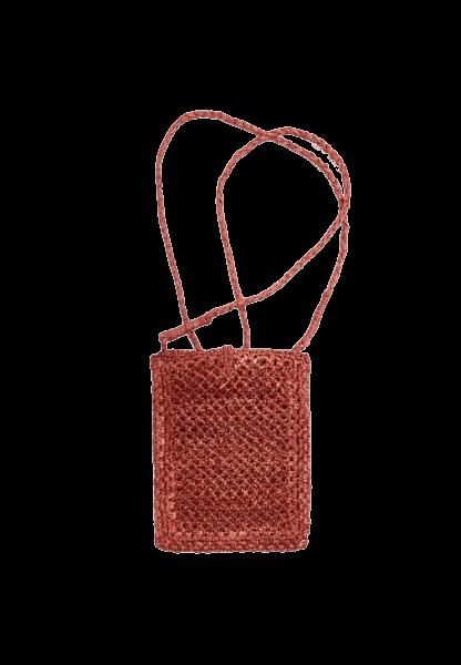 Женская вязаная сумочка на плечо Pull&Bear