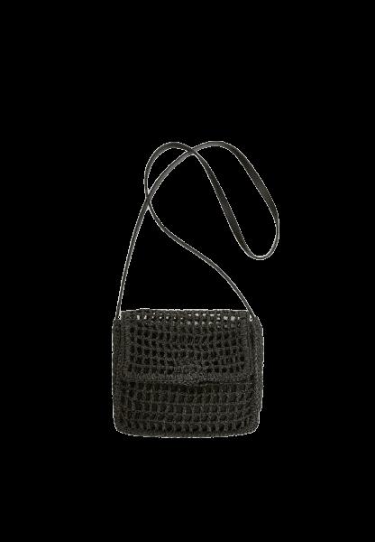 Черная женская сумка Pull&Bear