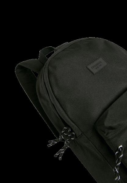 Черный городской рюкзак Pull&Bear