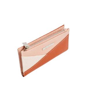 Стильный женский кошелек на молнии Stradivarius