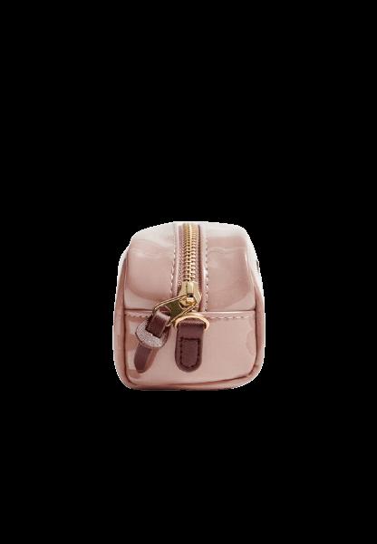 Женская розовая косметичка Stradivarius