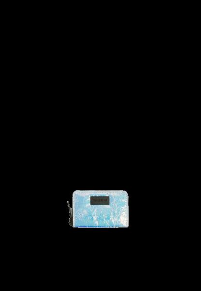 Женский серебристый мини кошелек Pull&Bear
