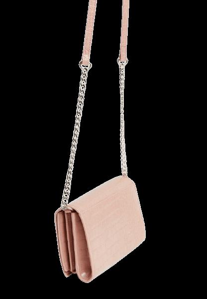 Женская наплечная сумка в розовом цвете Stradivarius