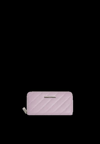 Недорогой фиолетовый кошелек на молнии Pull&Bear