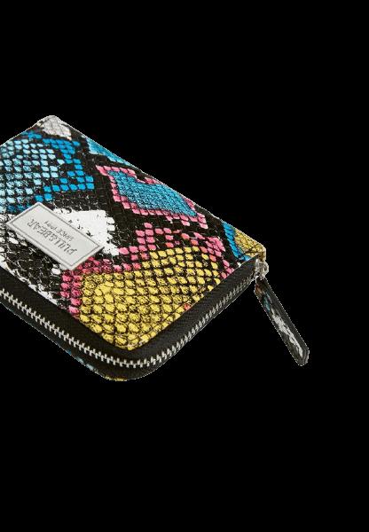 Разноцветный мини кошелек на молнии Pull&Bear
