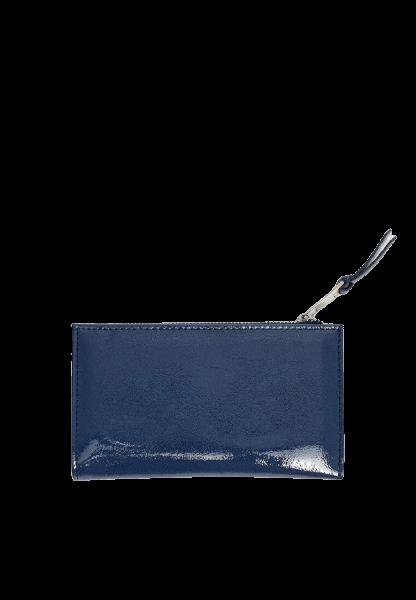 Синий кошелек на молнии Stradivarius