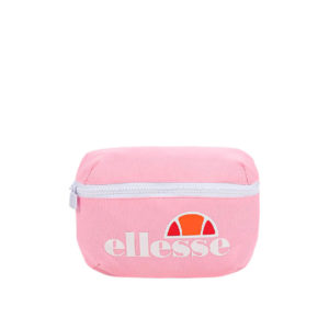 Ярко розовая сумка на пояс Ellesse Rosca