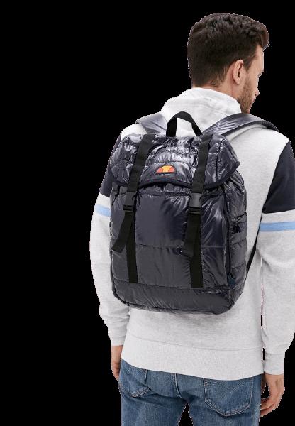 Темно синий модный рюкзак Ellesse Montagna