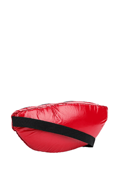 Ellesse красная поясная сумка на молнии
