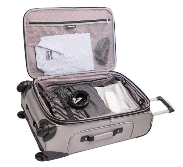 Огромный чемодан на колесах 90 литров SION WENGER WGR6283434181