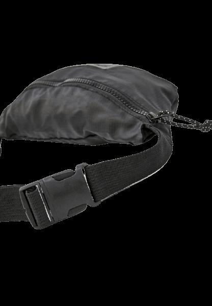 Pull&Bear Серая набедренная сумка на молнии
