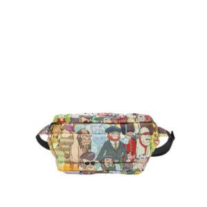 Молодежная сумка на пояс Pull&Bear