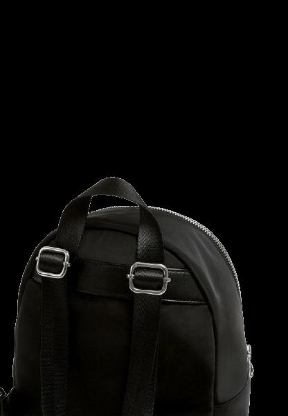Модный черный женский рюкзак Pull&Bear
