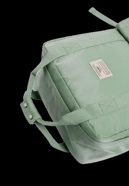 Стильный рюкзак бирюзового цвета Pull&Bear