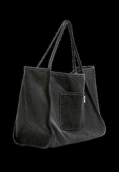 Большой повседневная сумка из хлопка Pull&Bear
