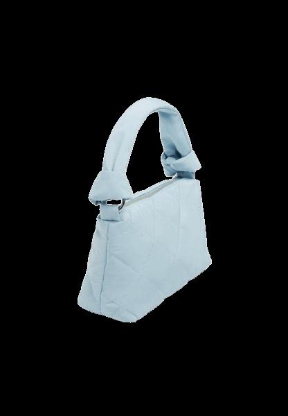 Женская сумочка на руку голубого цвета Bershka
