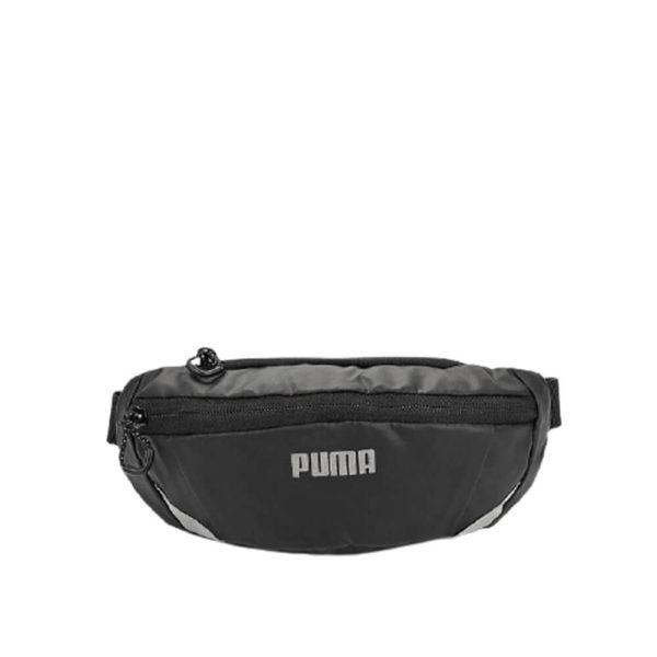 Черная сумка на пояс Puma