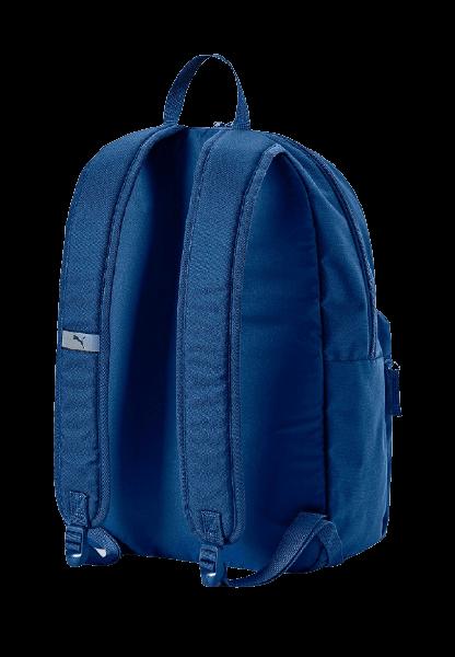 Повседневный синий рюкзак от бренда Puma