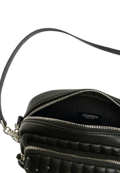 Небольшая женская сумочка на молнии Pull&Bear