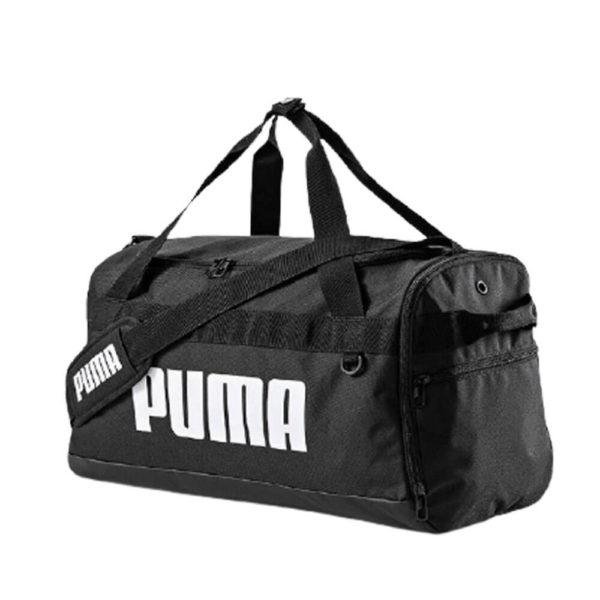 Puma Challenger Duffel Bag большая черная дорожная, спортивная сумка