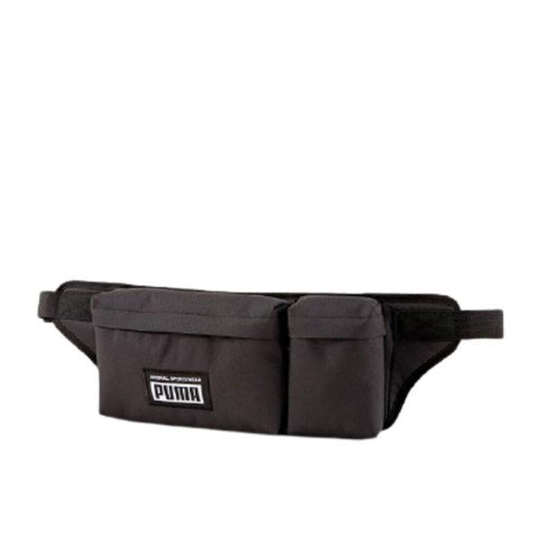 Черная поясная сумка Puma для документов