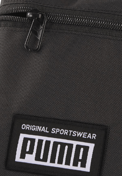 Черная сумка через плечо от бренд Puma Academy Portable