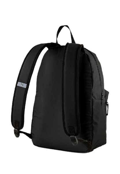 Puma Phase Backpack молодежный черный рюкзак