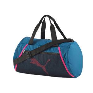 Большая спортивная сумка Пума AT ESS barrel bag
