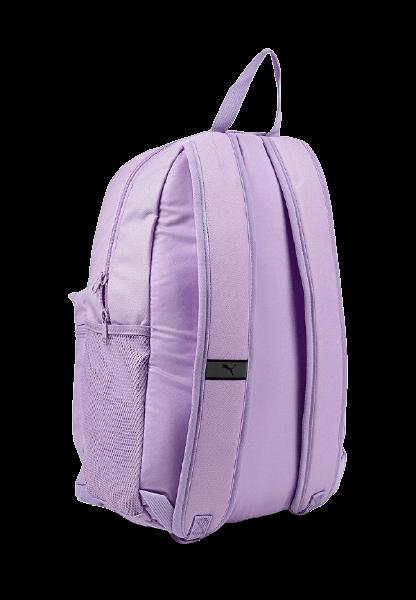 Женский рюкзак фиолетового цвета Puma Phase Backpack