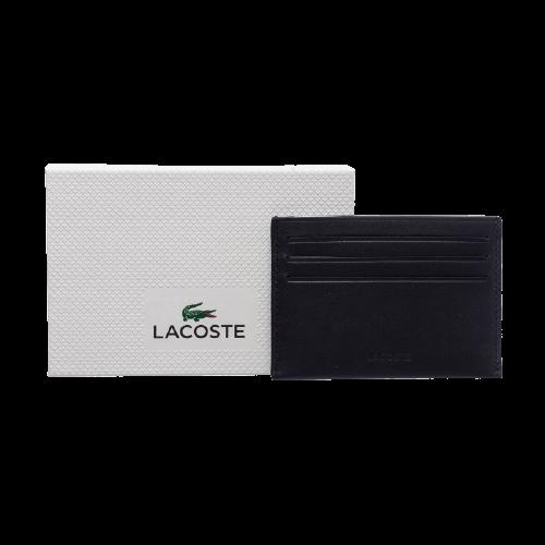 Портмоне Lacoste для мужчин из натуральной кожи FG NH1346FG-000