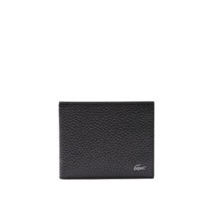Удобный раскладной бумажник Лакост NH3316SQ-000