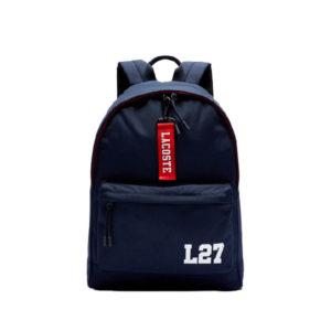 Городской рюкзак синего цвета Lacoste NEOCROC SEASONAL NH3480NZ-G84