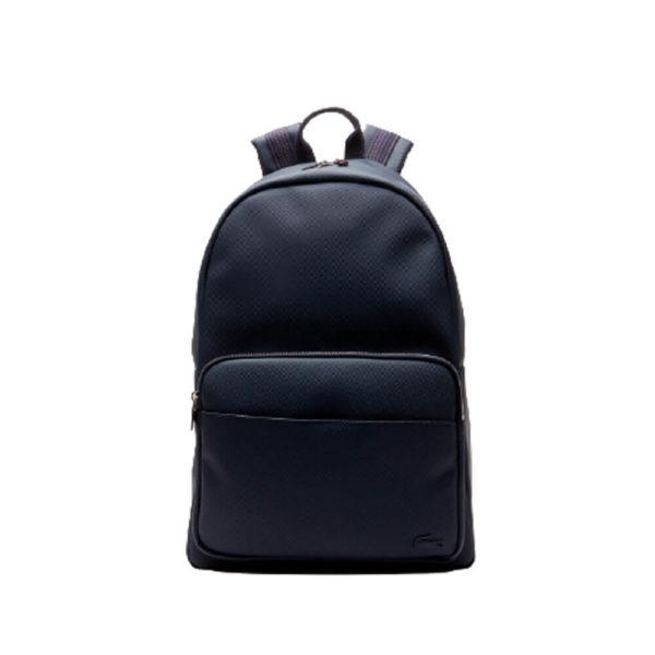 Темно синий рюкзак Lacoste MEN S CLASSIC NH2583HC-021