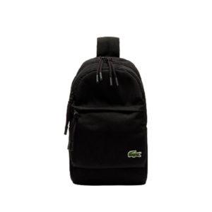 Небольшой рюкзак черного цвета Lacoste NEOCROC NH3139NE-991