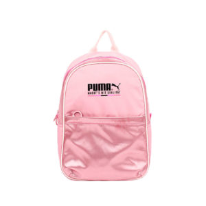Женский розовый рюкзак для школы Puma Prime Street Backpack